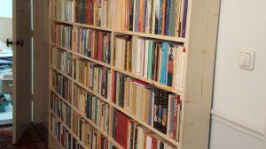 rbhoutwerk boekenkast hout