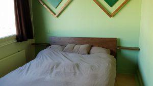 rbhutwerk houten bed 2 personen